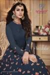 Arihant designer paniksha designer party wear gown style long salwar kameez concept