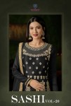 Arihant designer presenting sashi vol 20 beautiful heavy wedding collection of Gowns