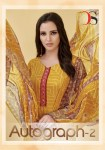 Deepsy suits presenting autograph 2 simple casual wear printed salwar kameez collection