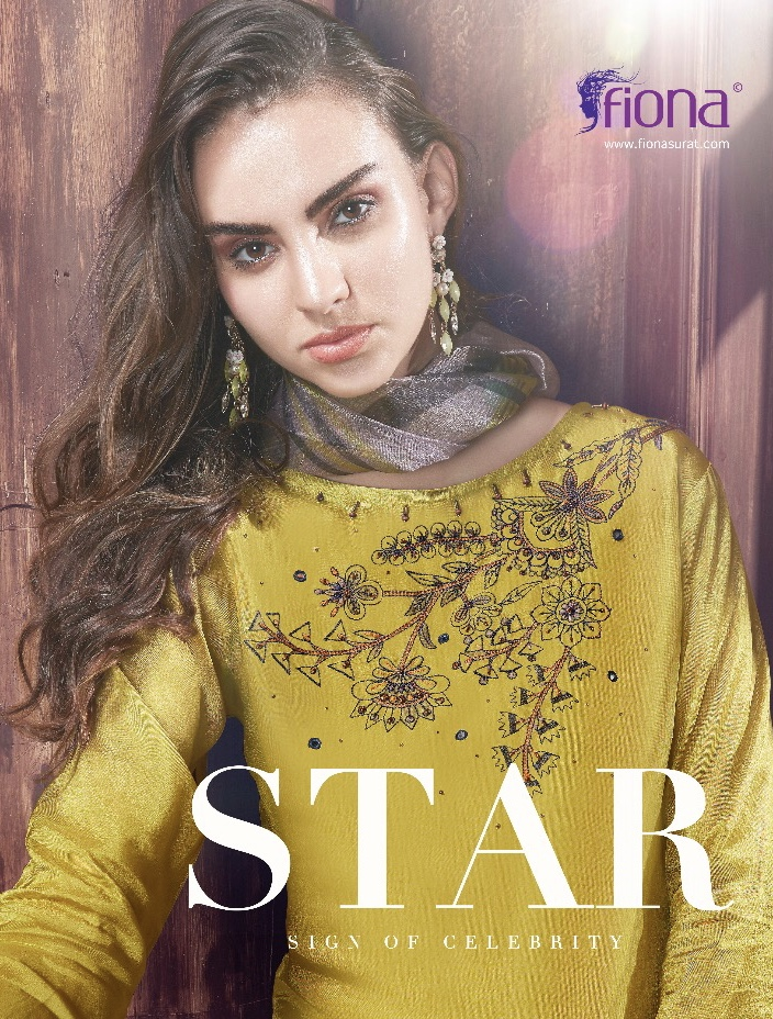 Fiona star mesmerising stylish collection kurtis concept
