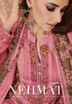 House of lawn NEHMAT casual daily wear salwar kameez collection