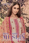 House of lawn presenting muslin printed casual daily wear collection of salwar kameez