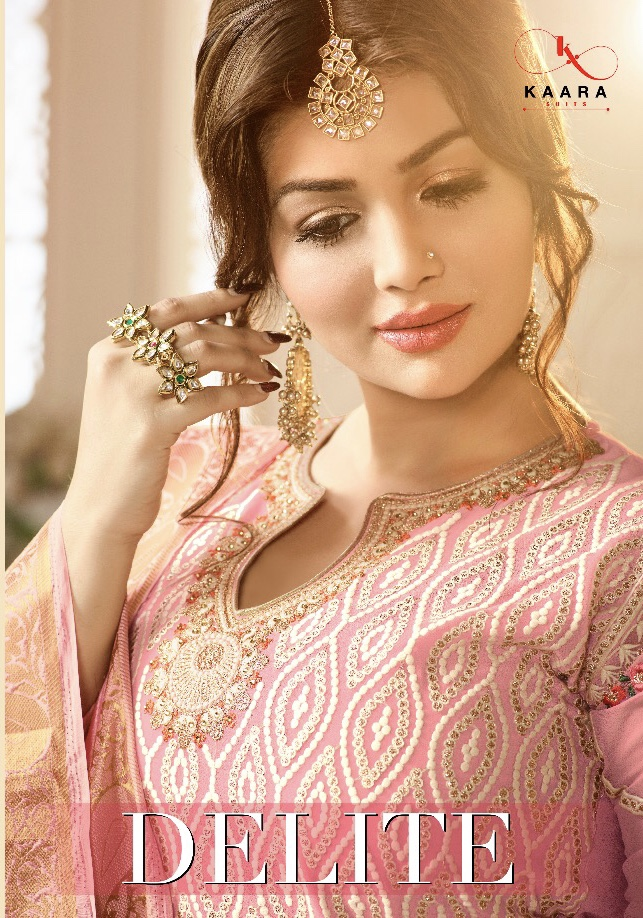 Kaara suits Presentinga delite heavy bridal collection of salwar kameez