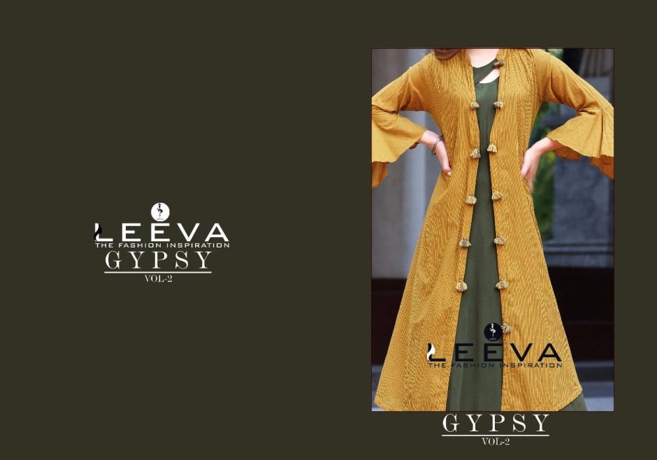 leeva gypsy vol 2 casual designer concept gowns