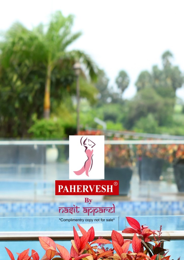 Pahervesh nazakat vol 2 ready to wear casual gown style kurtis concept