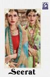 Rachna arts Seerat exclusive digital printed sarees concept