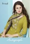 Saarthi fashion Presents autograph casual wear collection of salwar kameez