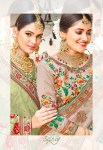 Saroj presents razia traditional festive collection of sarees