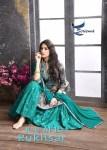 Seriema Presenting kumb rukhsar fancy Designer concept ready made salwar kameez collection