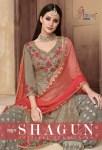 Shree fabs shagun beautiful collection of heavy salwar kameez
