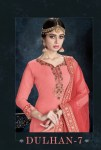 Deepsy suits Presenting dULHAN 7 heavy bridal collection of salwar kameez