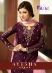 Fiona ayesha sarara vol 2 heavy festive collection of salwar kameez