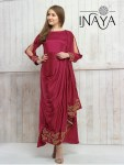 Inaya by studio libas saree pallu designer Stylish concept Saree concept