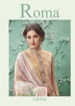 Jinaam Dress P LTD Presenting roma labiba beautiful stylish digital printed Salwar kameez collection