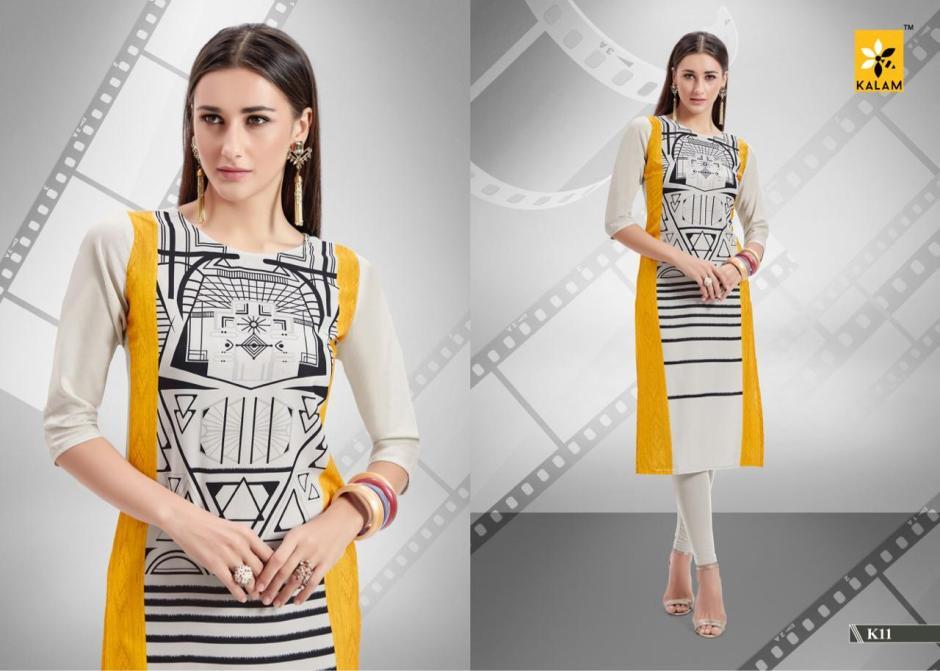 Kalam Launch kalam Vol 2 casual ready to wear kurtis concept