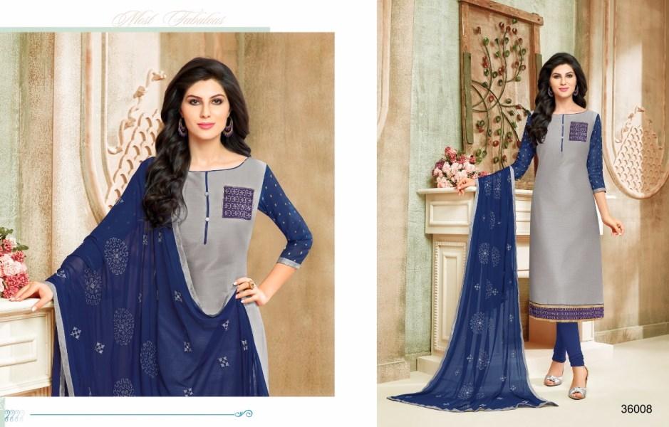 Kapil trendz rangeen vol 14 casual daily wear salwar kameez collection