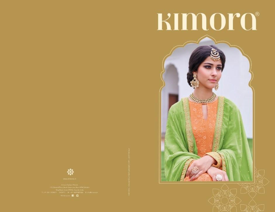 Kimora Presents Kimora simple elegant heavy look salwar kameez collection