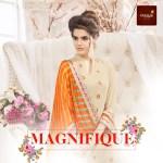 Krishriyaa presents magnifique vol 3 special festive season flaried gowns collection