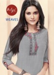 LT fabrics weaves casual ready To wear kurtis concept