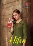 Parra studio hifsa Exclusive tunic style kurti concept