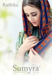 Radhika fashion presents SUMYRA vol 18 beautiful casual wear printed salwar kameez collection
