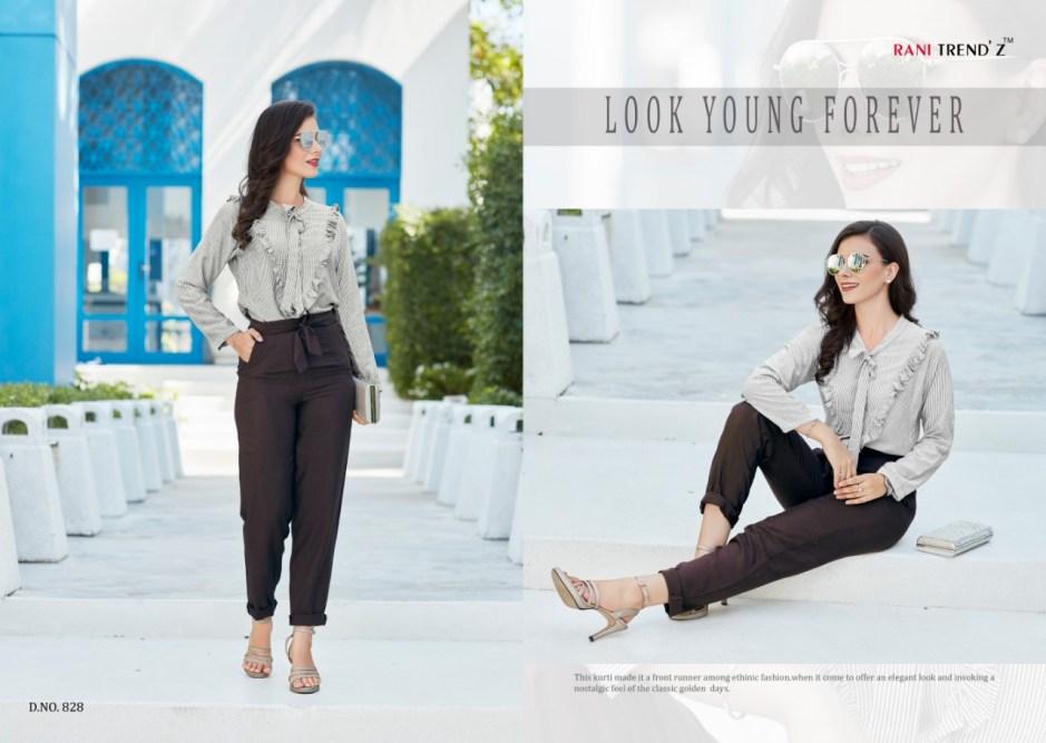 Rani Trendz sofiya nx trendy daily wear Kurties catalog Dealer