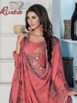 Rivaa presents gulmohar beautiful casual wear salwar kameez collection