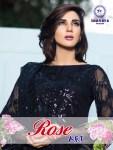 Shanaya fashion presents Rose art fancy collection of salwar kameez