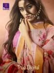 Shangrila true digital beautiful casual digital printed sarees collection