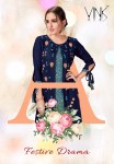 Vink festive drama exclusive festive season Collection of kurtis