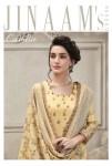 Jinaam dress P lTD presenting Jinaam's camlin collection most beautiful digital printed cotton satan salwar kameez collection