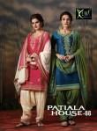 Kessi fabrics Presents patiala house 66 beautiful patiala Concept of salwar kameez collection