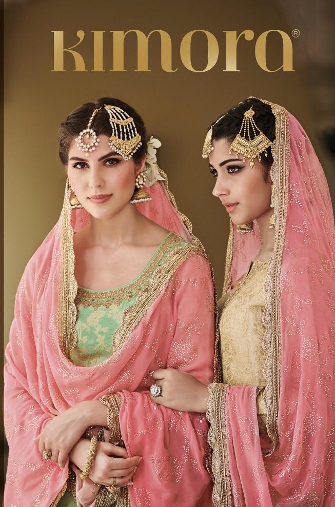 Kimora fashion presents kimora 4 special festive Heavy collection of salwar kameez