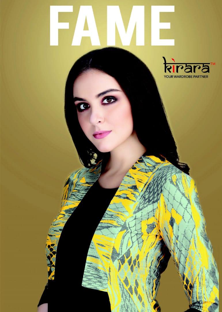 Kirara Fame simple stylish collection of kurtis