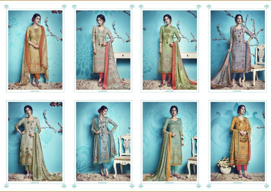 Sargam Prints Presents pRISHA casual digital printed salwar kameez collection