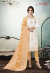 Sarvada creation mul mul causal daily wear salwar kameez collection