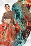 Vaishali fashion presenting mayraa crape 4 beautiful printed sarees collection