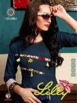 Aradhna lilly ready to wear casual kurtis concept
