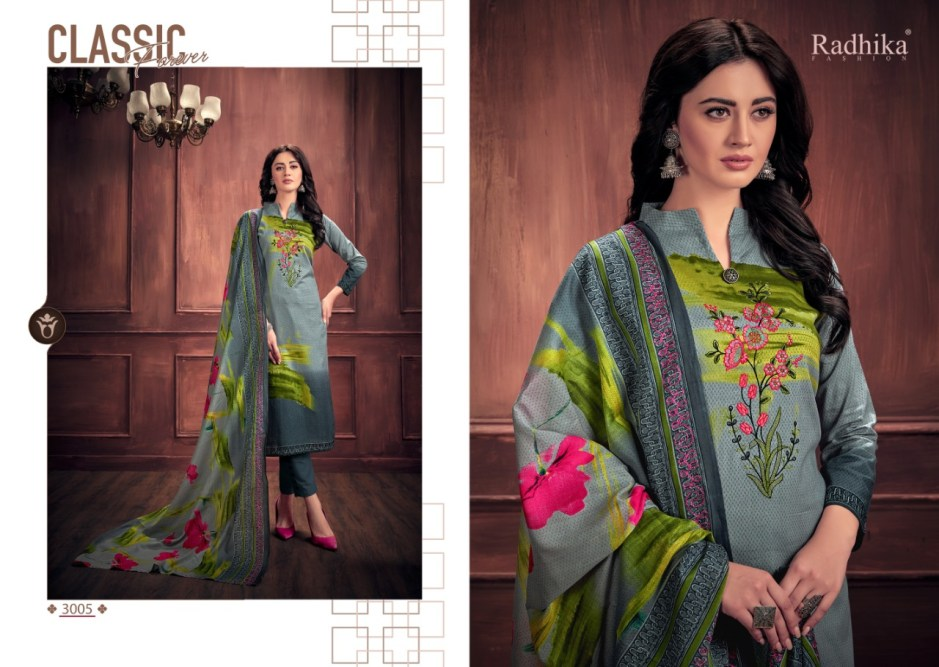 Azara mussaret 3 casual printed salwar kameez collection
