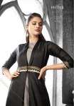 Eternal Launch the black stage Vol 5 designer special black colour gowns concept