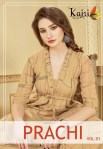 Kajri style prachi vol 1 stylish casual collection of Salwar kameez