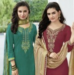 Kalarang creation jasmine Simple casual salwar kameez collection