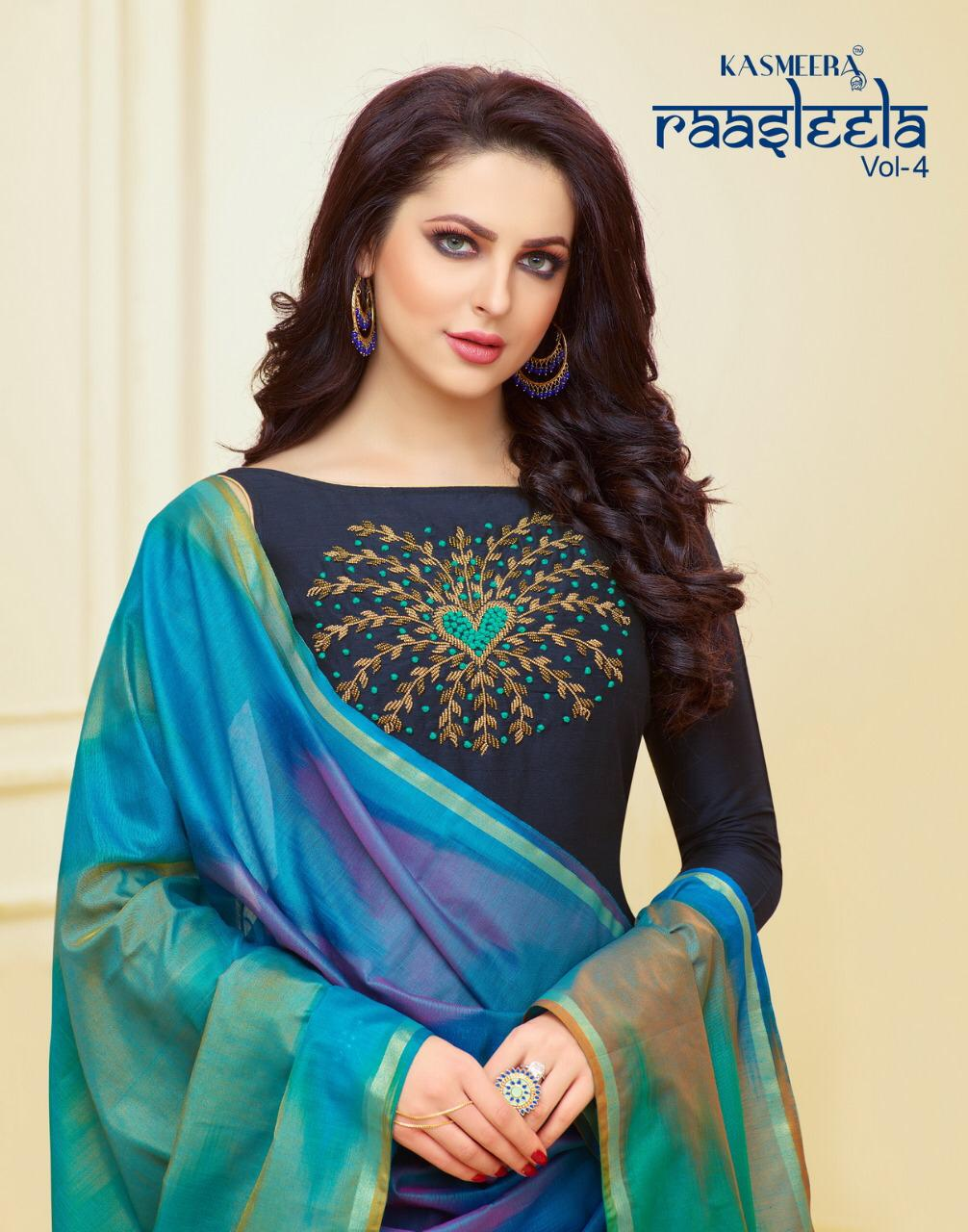 Kayce trendz rassleela vol 4 beautiful collection of salwar kameez collection