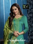 Kessi fabrics asopalav vol 5 simple elagant salwar kameez collection
