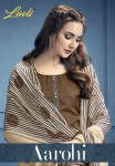 Lavli launch aarohi simple casual wear salwar kameez collection