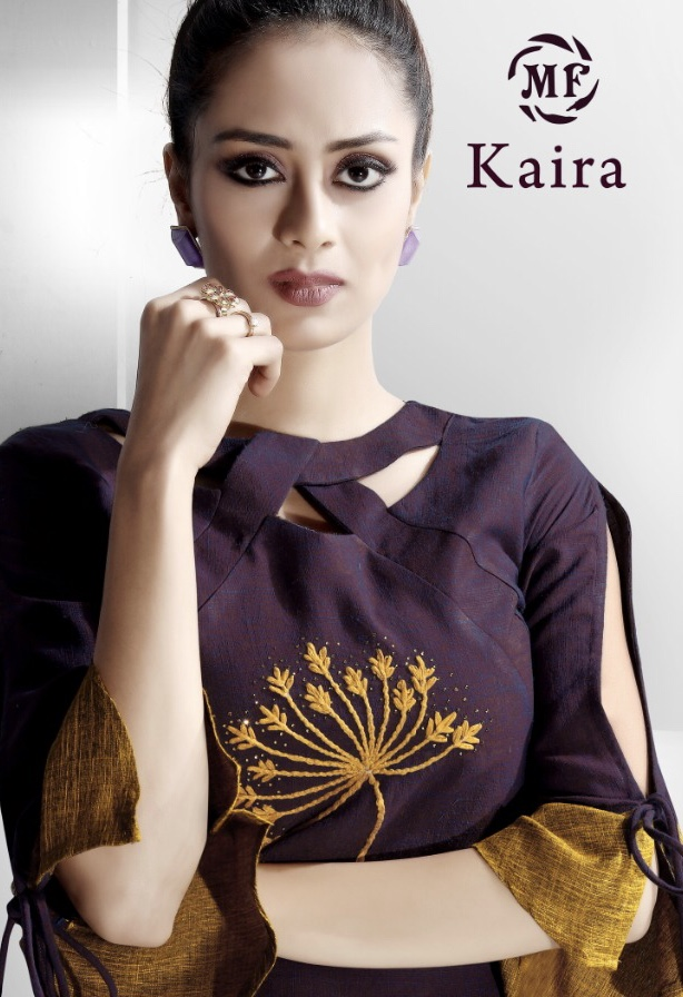 Mansi fashion manya exclusive stylish collection of kurtis
