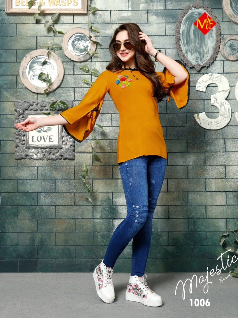 Mitali fashion launch heritage ready to wear kurtis collection