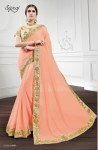Saroj presenting indian fashion 2 beautiful Heavy party wear collection of sarees