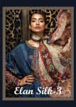 Deepsy suits elan silk 3 colourful designer fancy suits festive wear collection at Wholesale price
