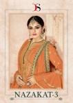 Deepsy suits nazakat 3 bridal wear salwar kameez with sarara collection